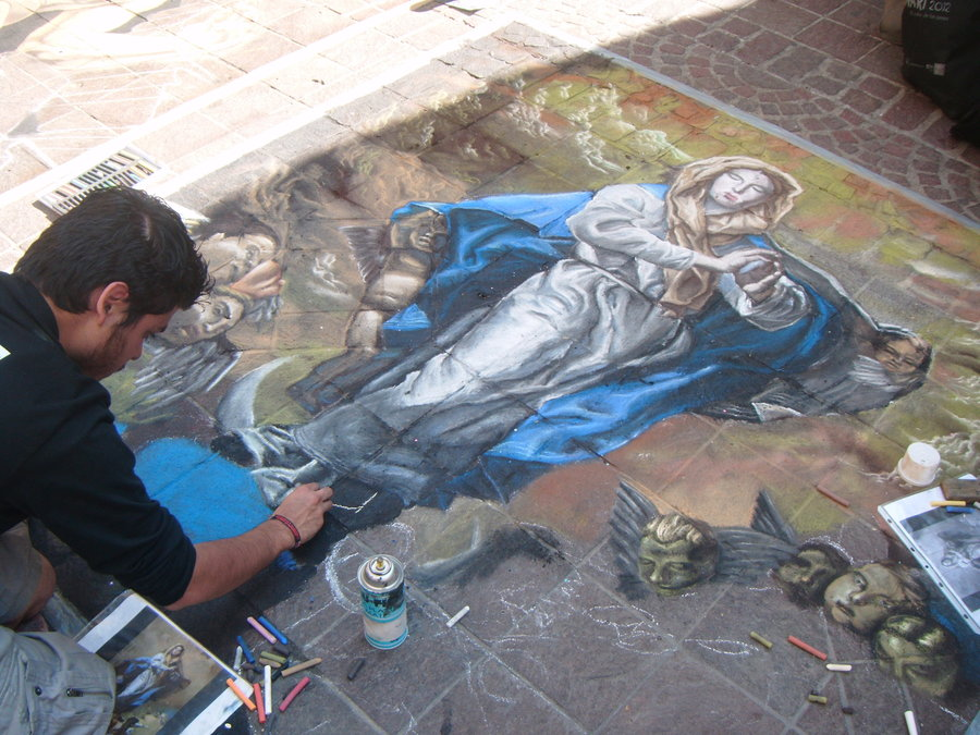 madonnaro_2012_by_xfritsx-d5r2w72