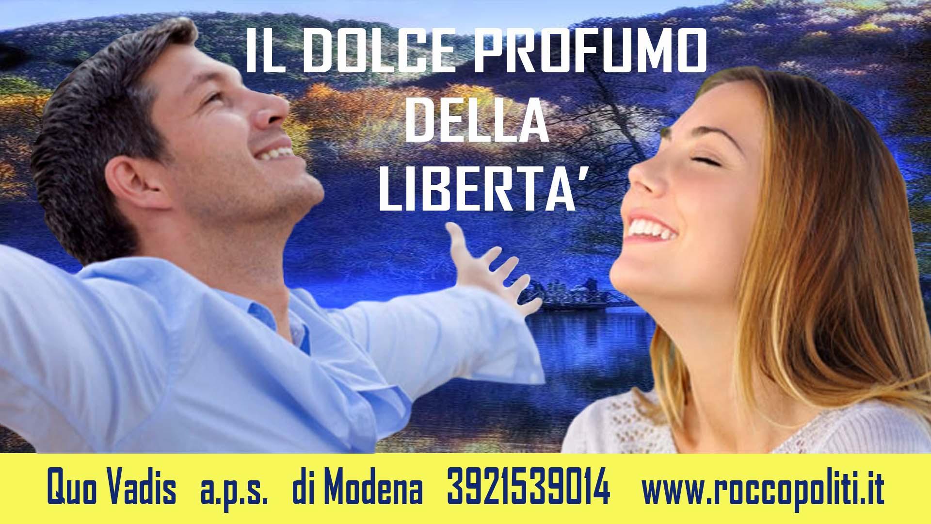 L - PROFUMO DI LIBERTA'