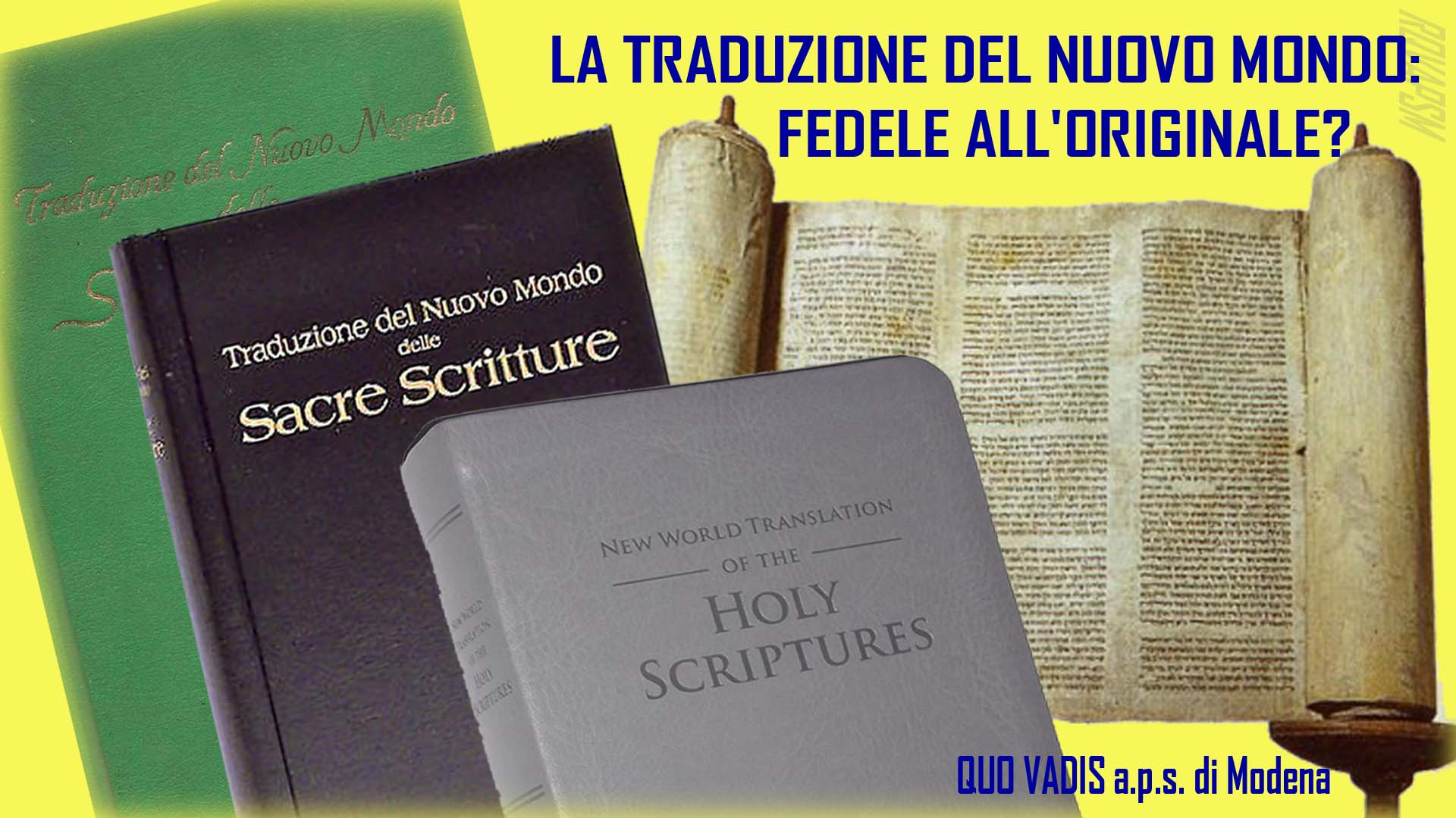 tnm fedele all'originale