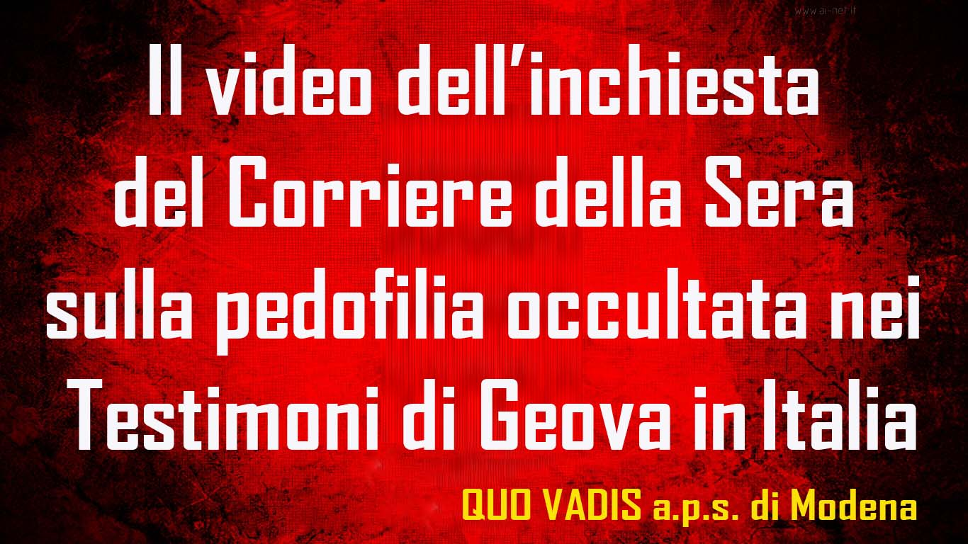 video corriere